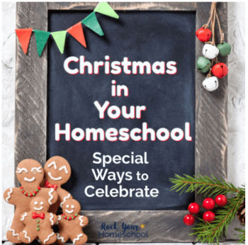 Christmas in Your Homeschool ideas