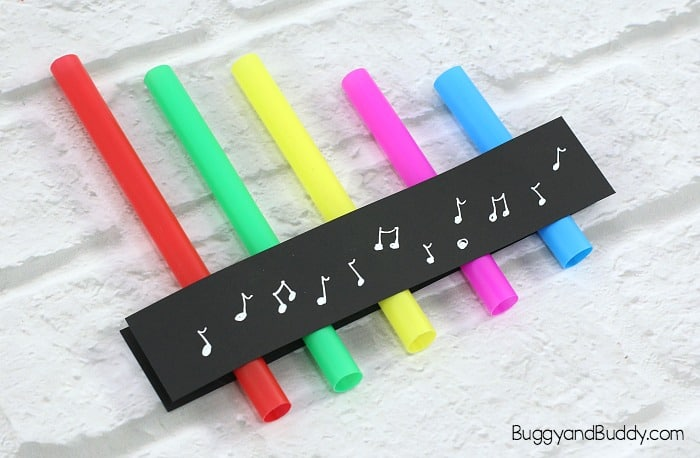 10 Homemade Musical Instruments to make with your kids at home