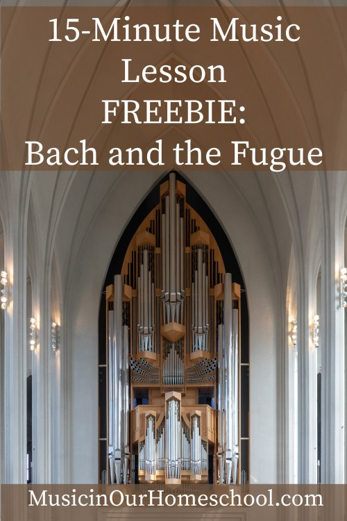 15-Minute Music Lesson on Bach and the Fugue