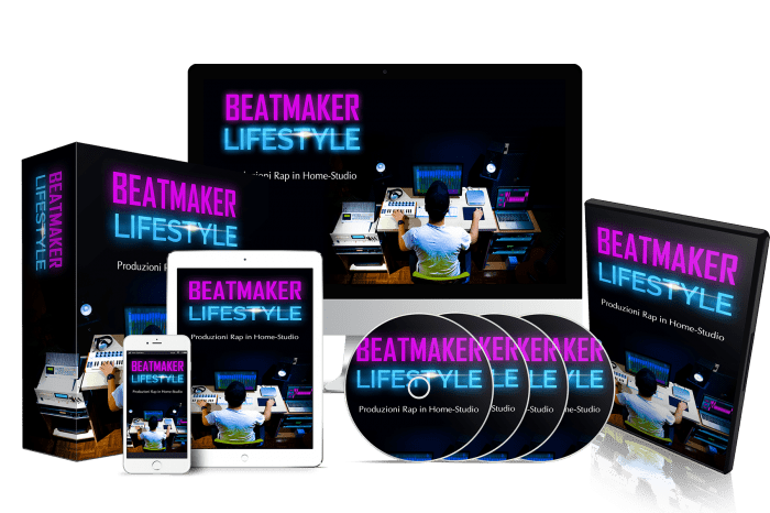 Beatmaker Lifestyle cover
