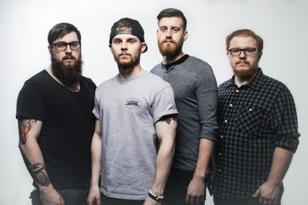 Metalcore Band Hollow Have Just Released Their New Single Anomaly Which Is Off Debut Album Home Isnt Where The Heart Set To