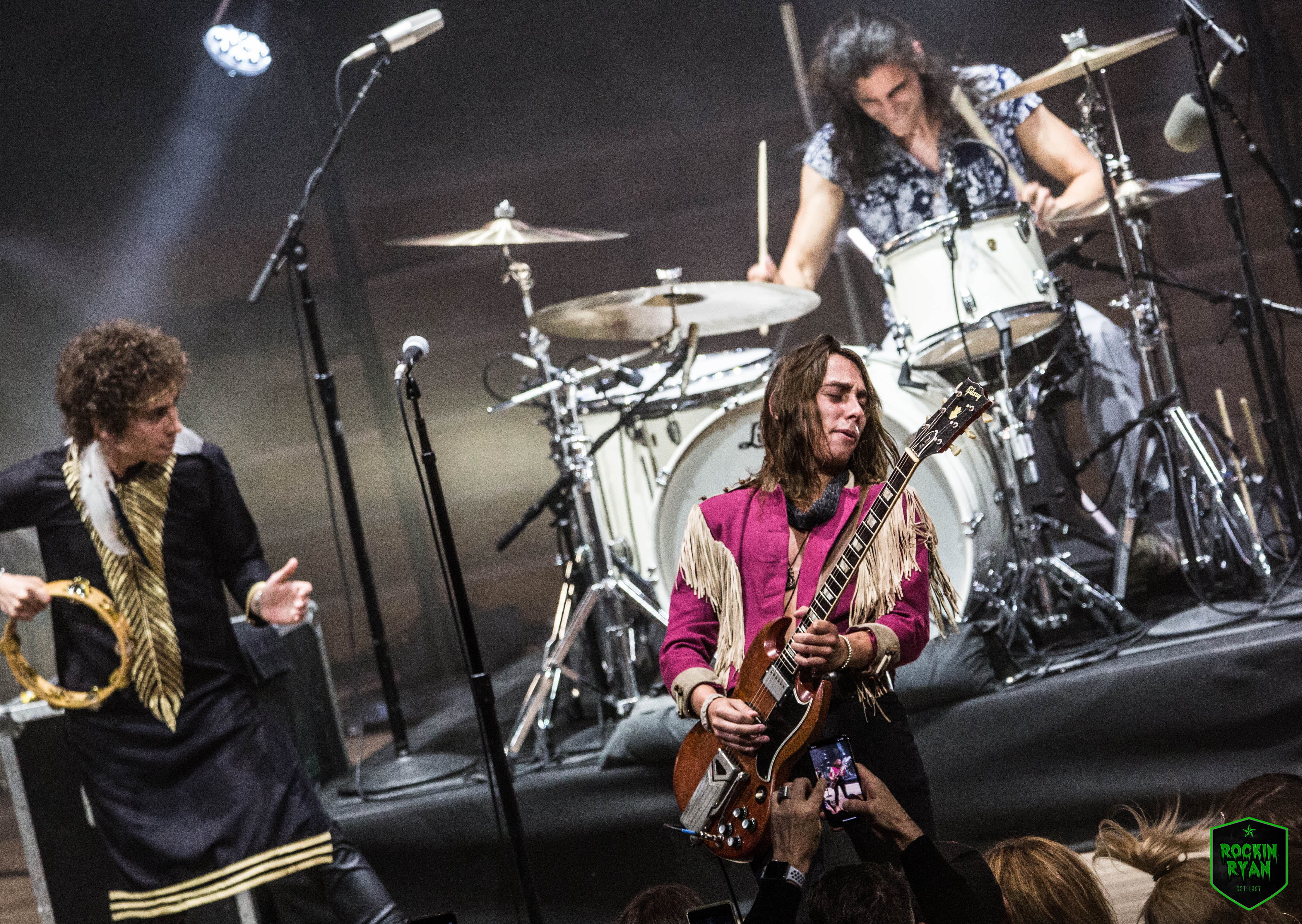 GRETA VAN FLEET FORD THEATRES-6804