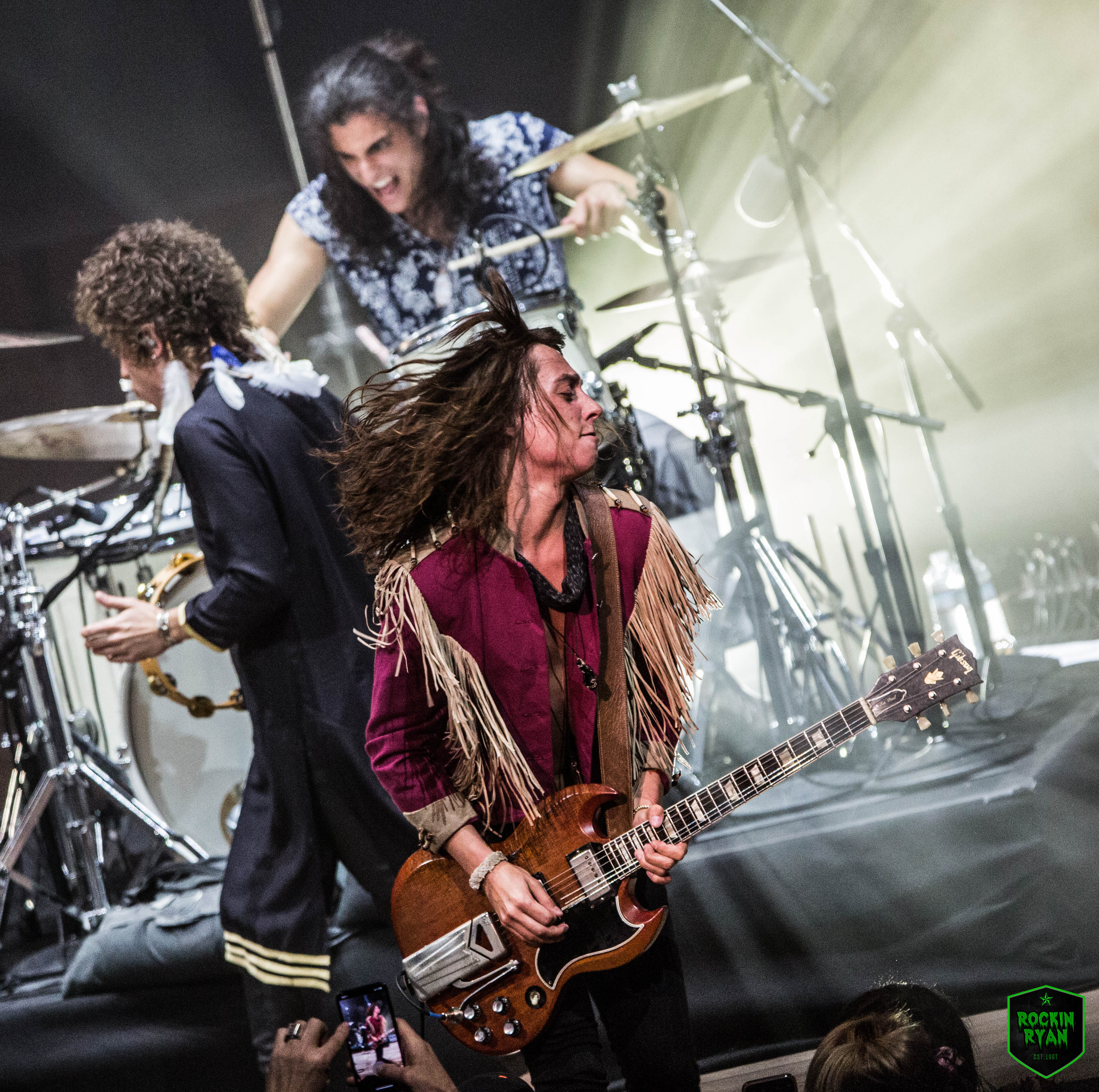 GRETA VAN FLEET FORD THEATRES-6811