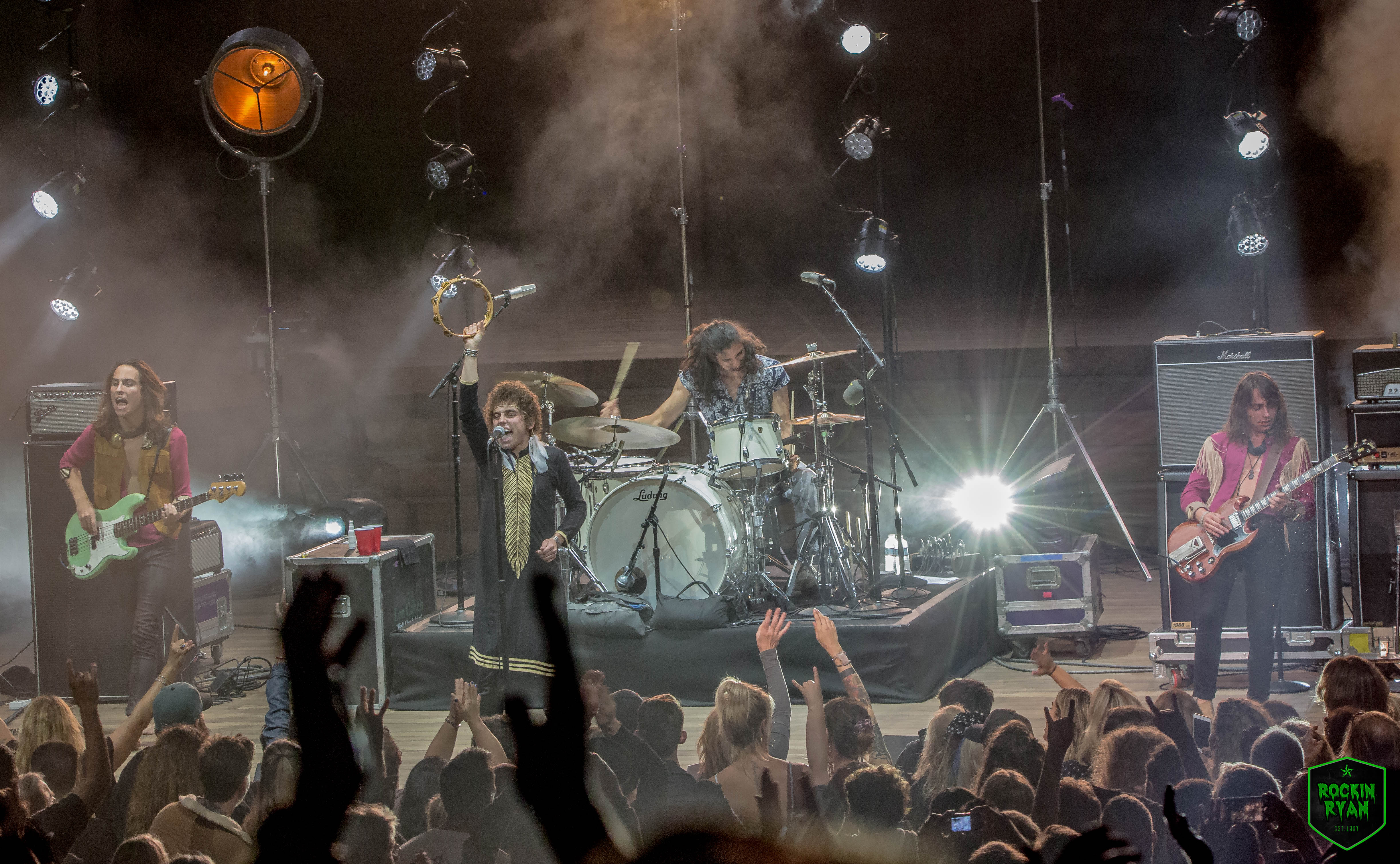 GRETA VAN FLEET FORD THEATRES-7252
