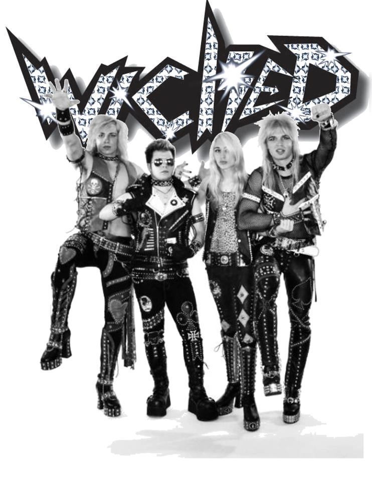 Time To Get Wicked And Bring Back Rock N Roll Domination