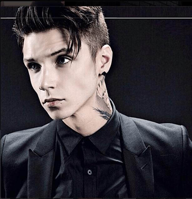 Andy Biersack Announces His New Side Project And What To