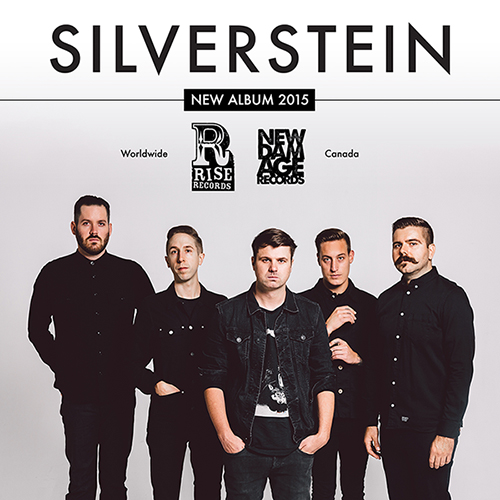 Silverstein Signs To Rise Records And Announces New Album