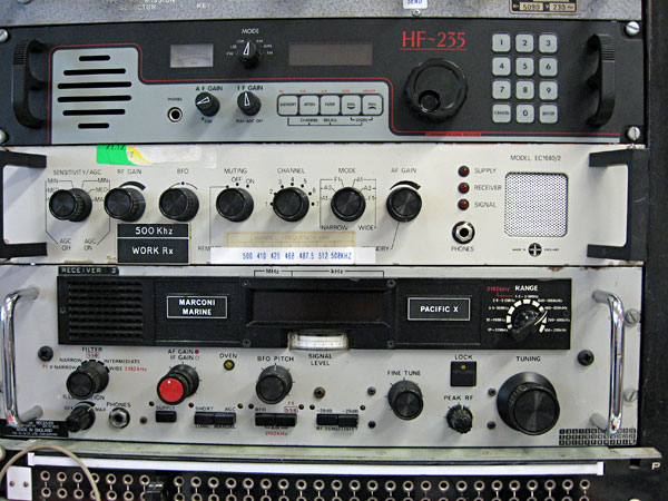 ZL1ZLD radio receivers