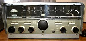 KW77 amateur radio receiver