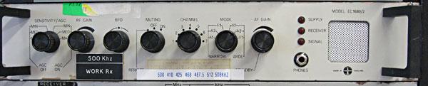 Eddystone EC1680/2 receiver at ZL1ZLD