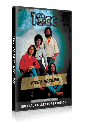 10cc - Video Archive