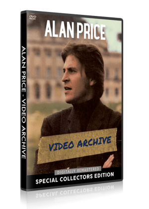 Alan Price - Video Archive