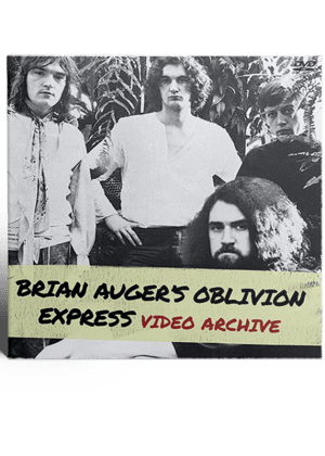 Brian Auger's Oblivion Express - Video Archive