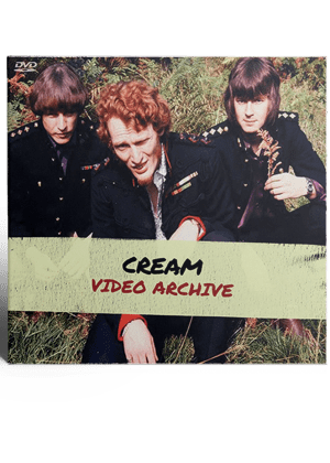 Cream - Video Archive