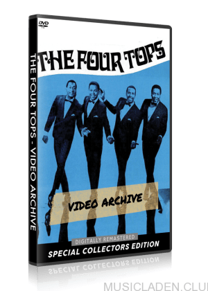The Four Tops - Video Archive