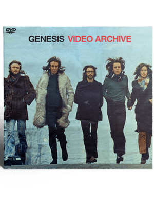 Genesis - Video Archive