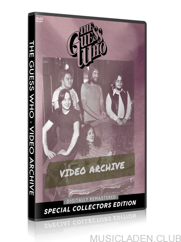 The Guess Who - Video Archive