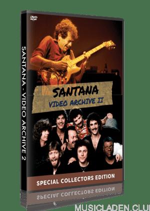 Santana - Video Archive II