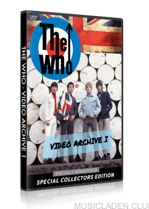 The Who - Video Archive I