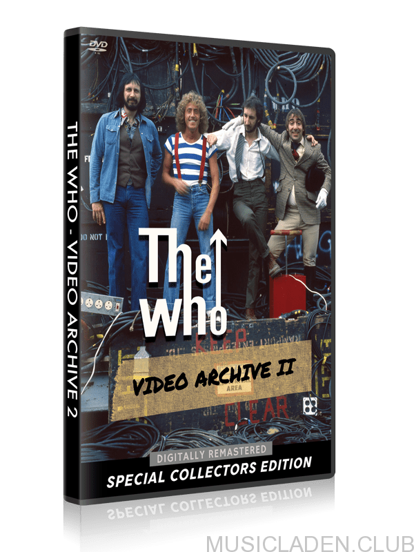 The Who - Video Archive II