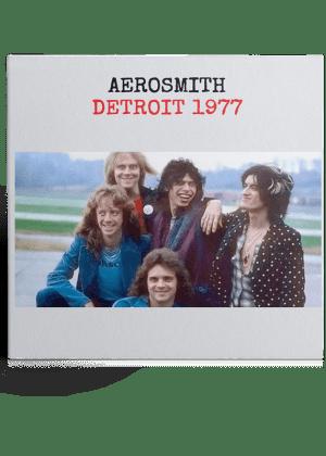 Aerosmith - Detroit 1977