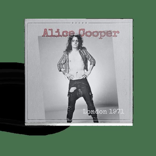 Alice Cooper - London 1971