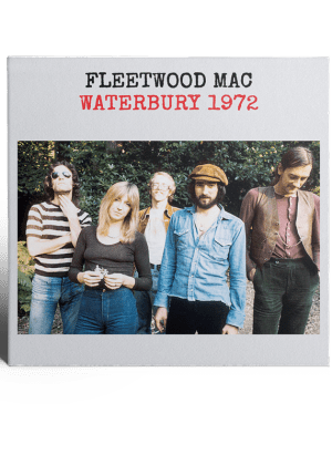 Fleetwood Mac - Waterbury 1972