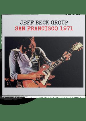 Jeff Beck - San Francisco 1971
