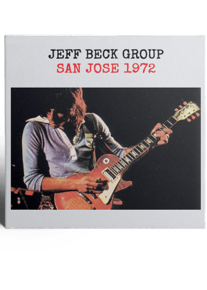 Jeff Beck - San Jose 1972
