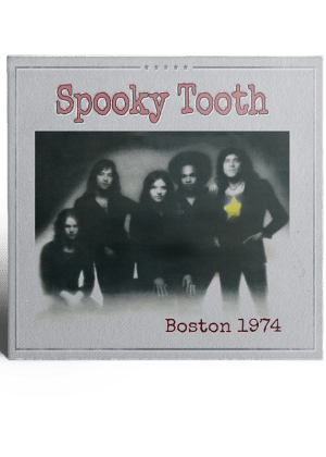 Spooky Tooth - Boston 1974