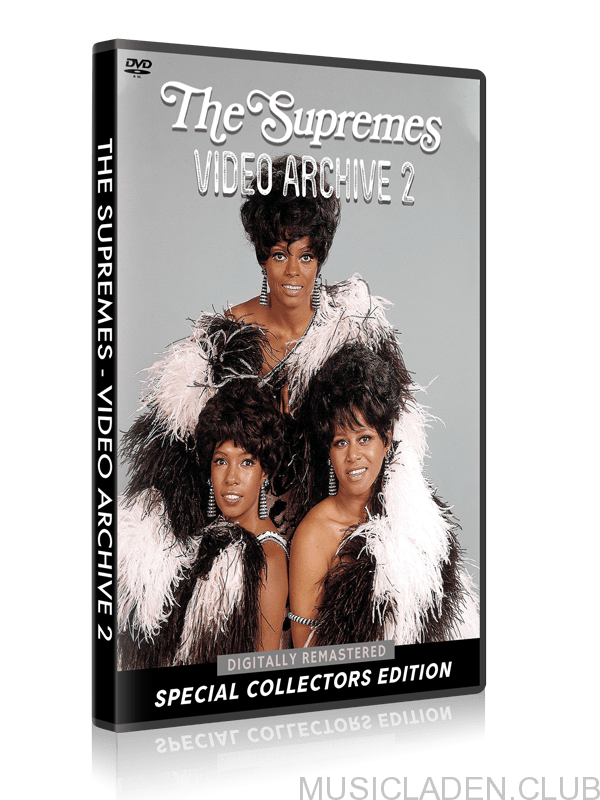 The Supremes - Video Archive II