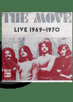 The Move - Live 1969-70