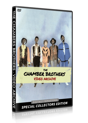 The Chambers Brothers - Video Archive