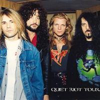 CHUCK WRIGHT Interview QUIET RIOT Bassist talks Randy Rhoads