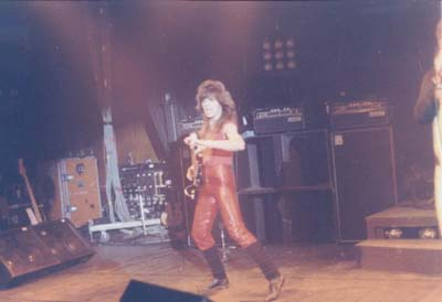 Rudy Sarzo Interview: Ex Ozzy Osbourne Bassist on new book   2008