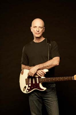 Kim Mitchell fender guitar
