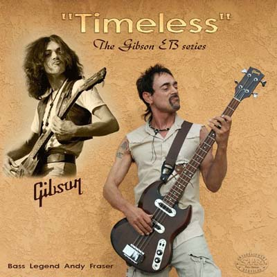 Andy Fraser Interview: FREE bassist : June 24 2011