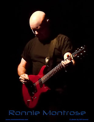 Ronnie Montrose Interview   September 27th 2011