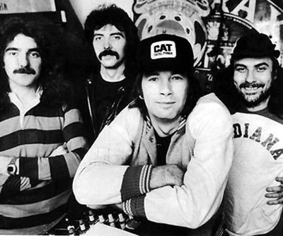 Dave Walker Interview, Former Black Sabbath singer
