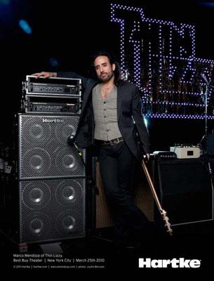 Marco Mendoza Interview – Thin Lizzy Bassist