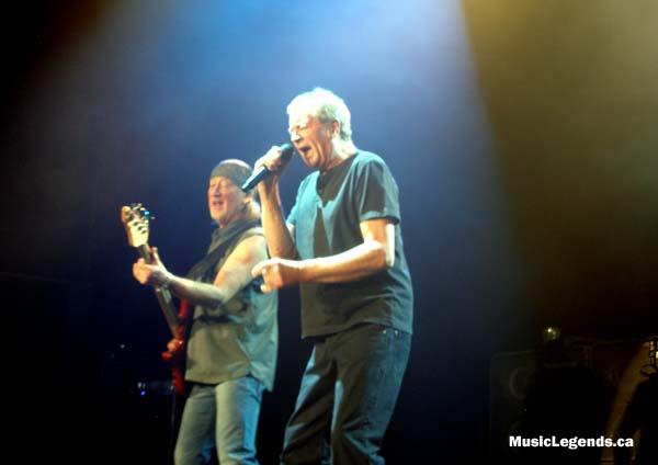 Deep Purple Halifax Metro Centre 2012-02-05