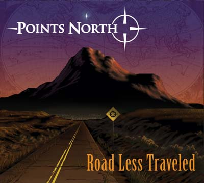 Points North Road Less Traveled