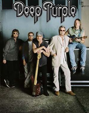 Interview with Ian Gillan singer for DEEP PURPLE