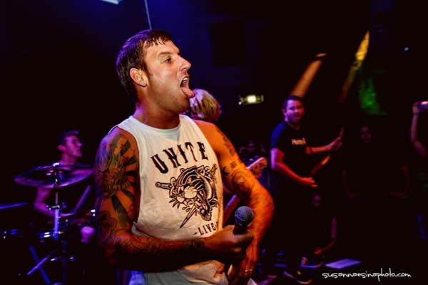 Parkway Drive Live