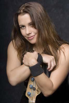 Wanda Ortiz Interview The Iron Maidens | November 26, 2014