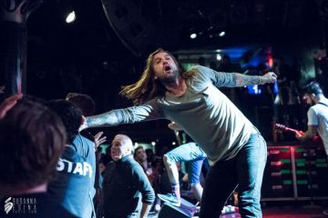 every time i die singer live