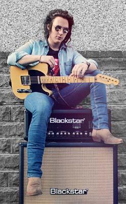 Chris Buck guitarist