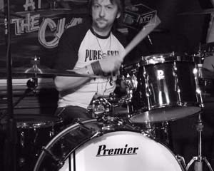 bob richards drummer