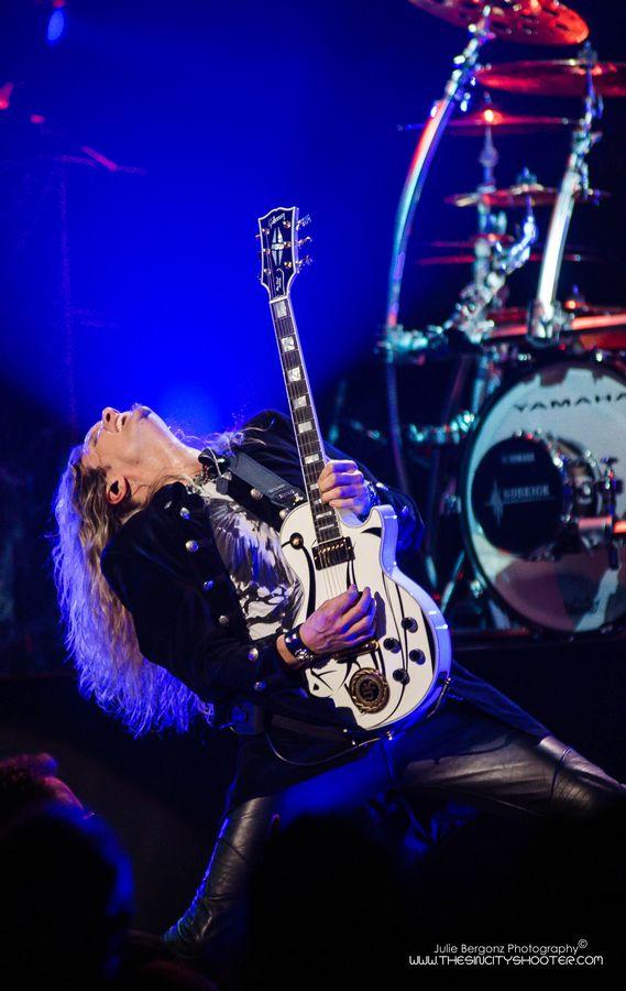 Joel Hoekstra Whitesnake the joint hard rock hotel live