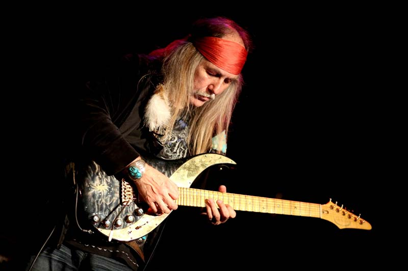 Uli Jon Roth Interview – Ultimate Guitar Experience – 2016
